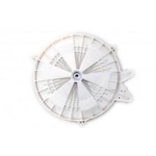 Задняя крышка пластикового бака Ariston, Indesit C00089642 для стиральной машины