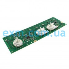 Модуль (плата индикации) Indesit, Ariston C00305980 для стиральной машины