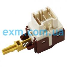 Кнопка сетевая AEG, Electrolux, Zanussi 1245404007 для стиральных машин