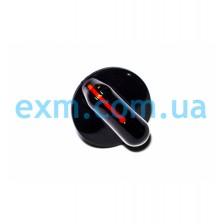 Ручка подачи газа E91 (черная) Ariston, Indesit C00036906 для духовки