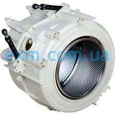 Бак в сборе с барабаном Bosch 244196 для стиральной машины