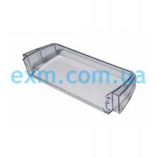 Полка (балкон) малая прозрачная холодильной камеры Atlant 301543305902 для холодильника