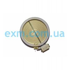 Конфорка для стеклокерамической поверхности Whirlpool 481231018887 для плиты