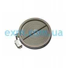 Конфорка для стеклокерамической поверхности Whirlpool 481231018889 для плиты