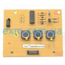Модуль (плата индикации) с кнопками Ardo 502023201 для стиральной машины