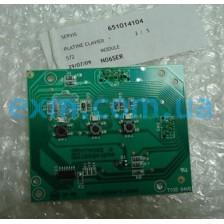 Модуль (плата индикации) Ardo 651014104 для стиральной машины