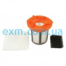 Фильтр AEG, Electrolux, Zanussi 9001969873 для пылесоса