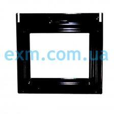 Дверь в сборе со стеклом C00077449 Indesit для духовки