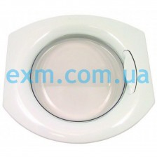 Дверка люка Ariston C00116384 для стиральной машины