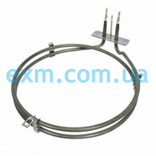 ТЭН конвекции 1600 W Ariston, Indesit C00138834 (круглый) для духовки
