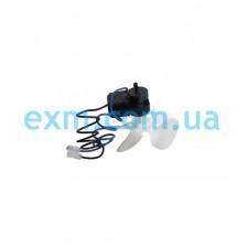 Мотор вентилятора в сборе с крыльчаткой Ariston, Indesit C00174705 для холодильника