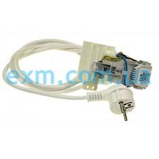 Сетевой фильтр c кабелем Ariston, Indesit C00259297 для стиральной машины