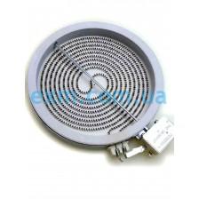 Конфорка для стеклокерамической поверхности Ariston Indesit C00259729 для плиты