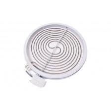 Конфорка для стеклокерамической поверхности Ariston, Indesit C00264629 для плиты