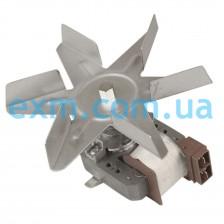 Двигатель конвекции C00303460 духовки с крыльчаткой Indesit