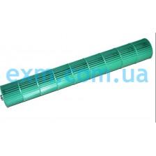 Вентилятор (крыльчатка) внутреннего блока Samsung DB94-00040F для кондиционера