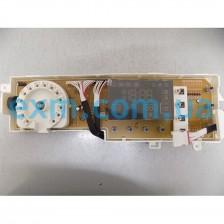 Модуль (плата индикации) Samsung DC92-00598A для стиральной машины