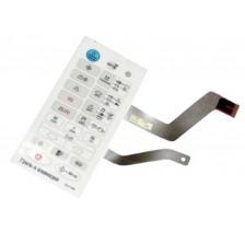Панель управления Samsung DE34-00185B (мембрана) для микроволновой печи