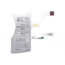 Панель управления Samsung DE34-00219J (мембрана) для микроволновой печи