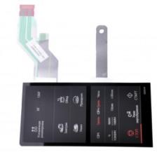 Панель управления Samsung DE34-00401A (мембрана) для микроволновой печи