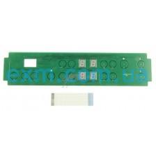 Модуль (плата управления) сенсорная Samsung DE96-00729D для плиты и духовки