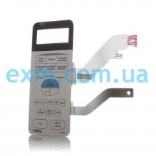 Сенсорная панель Samsung DE34-00115F (белая, серая) для микроволновой печи
