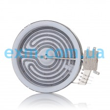 Конфорка для стеклокерамической поверхности Ariston, Indesit C00139052 для плиты