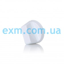 Рукоятка электрической конфорки (белая) Ariston, Indesit C00283962 для плиты