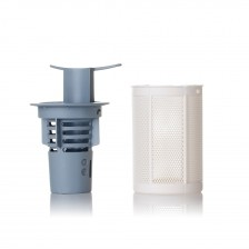 Фильтр (в сборе) для остатков пищи Ariston, Indesit C00142344 для посудомоечной машины