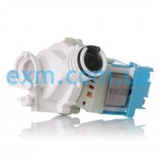 Насос (помпа) сливной с корпусом Ariston, Indesit C00090537 для посудомоечной машины