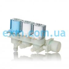 Клапан тройной Ariston, Indesit C00080664 с сушкой для стиральной машины