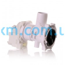 Насос (помпа) с корпусом Ariston, Indesit C00092264 для стиральной машины