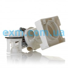 Насос (помпа) сливной в сборе Whirlpool 480111101167 для стиральной машины