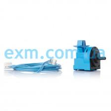 Прессостат (датчик уровня воды) Ariston, Indesit C00381612 с проводкой для стиральной машины