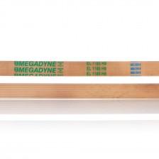 """Ремень 1185 H8 EL """"Megadyne"""" для стиральной машины"""
