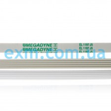 """Ремень 1197 J5 EL """"Megadyne"""" для стиральной машины"""