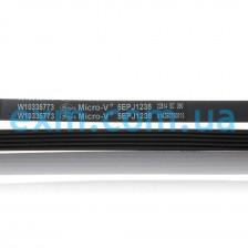 Ремень 1238 J5 Micro-V Whirlpool 482000003596 для стиральной машины