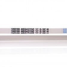 """Ремень 1287 H8 EL """"Megadyne"""" для стиральной машины"""