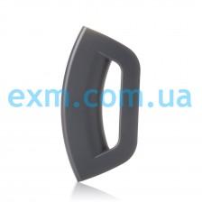 Ручка дверки (люка) Ariston, Indesit C00288568 (чёрная, большая) для стиральной машины