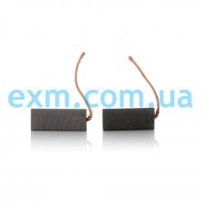 Щетки угольные 5*13,5*36 клееные провод по центру для стиральной машины